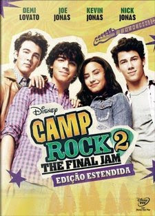 Filme Camp Rock 2  Dublado Assistir Online