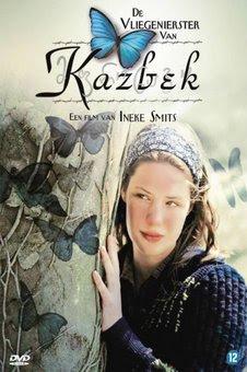 Filme Poster A Aviadora de Kazbek DVDRip RMVB Legendado