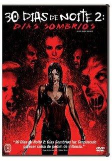 Filme Poster 30 Dias de Noite 2: Dias Sombrios DVDRip XViD Dual Audio e RMVB Dublado