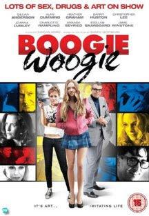 Filme Poster Boogie Woogie DVDRip RMVB Legendado