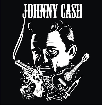 Johnny Cash Vector johnny cash vector sexta-feira