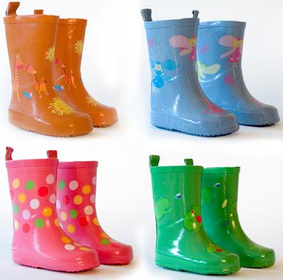 Fashion Rain Boots on Born Modern Baby  Singing In The Rain  Rubber Rain Boots