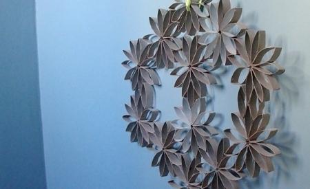 Todos por un mundo mejor adorno para la pared buenisimo for Como hacer decoraciones para paredes