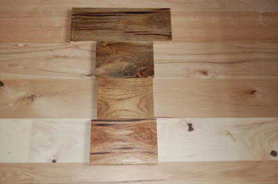 Hickory Provincial Stain : Cottage Bungalow: Hickory Floors - Part 1