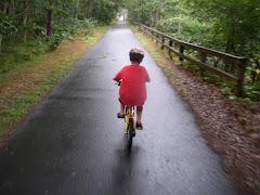 The Lone Biker Scout