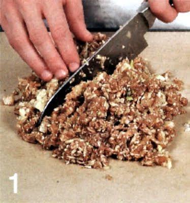 Приготовление баклажаново-кабачковой икры (шаг 1)