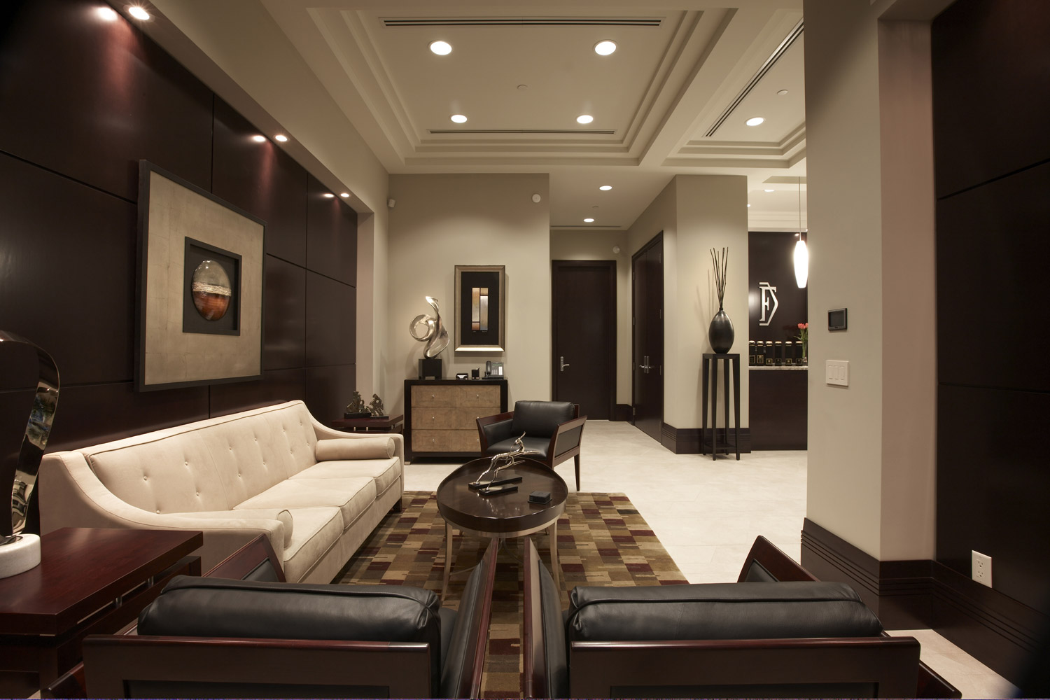 21st century architecture fdm designs elegant gta interiors for Elegant interior designs
