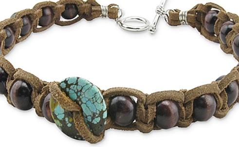 Free pattern for necklace Cabaret by Viktoria Rumiantzeva