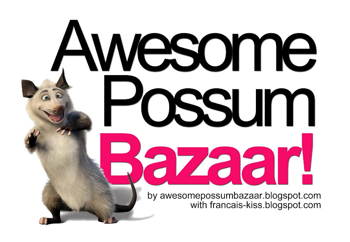 Awesome Possum Bazaar