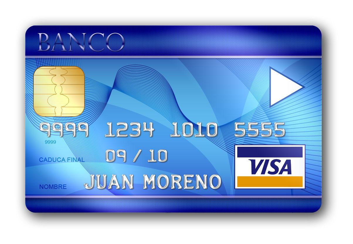 Curso de Diseño Gráfico: Tarjeta de crédito.