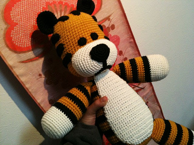 Ai and Useless: [101025] My 4th Hobbes Doll