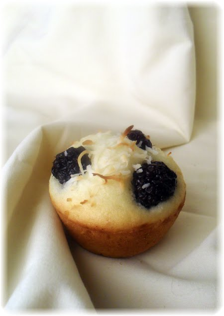 Please visit Besides Cupcakes to see the muffins I made.