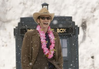 The Doctor *Hula* Dances!