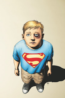 In a very special issue of 'Superman'...