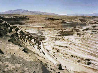 Minera a Cielo Abierto
