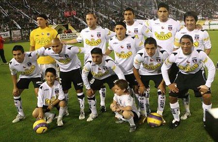 El mejor equipo del fútbol Chileno