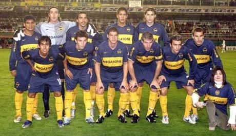 El mejor equipo de Sudamerica