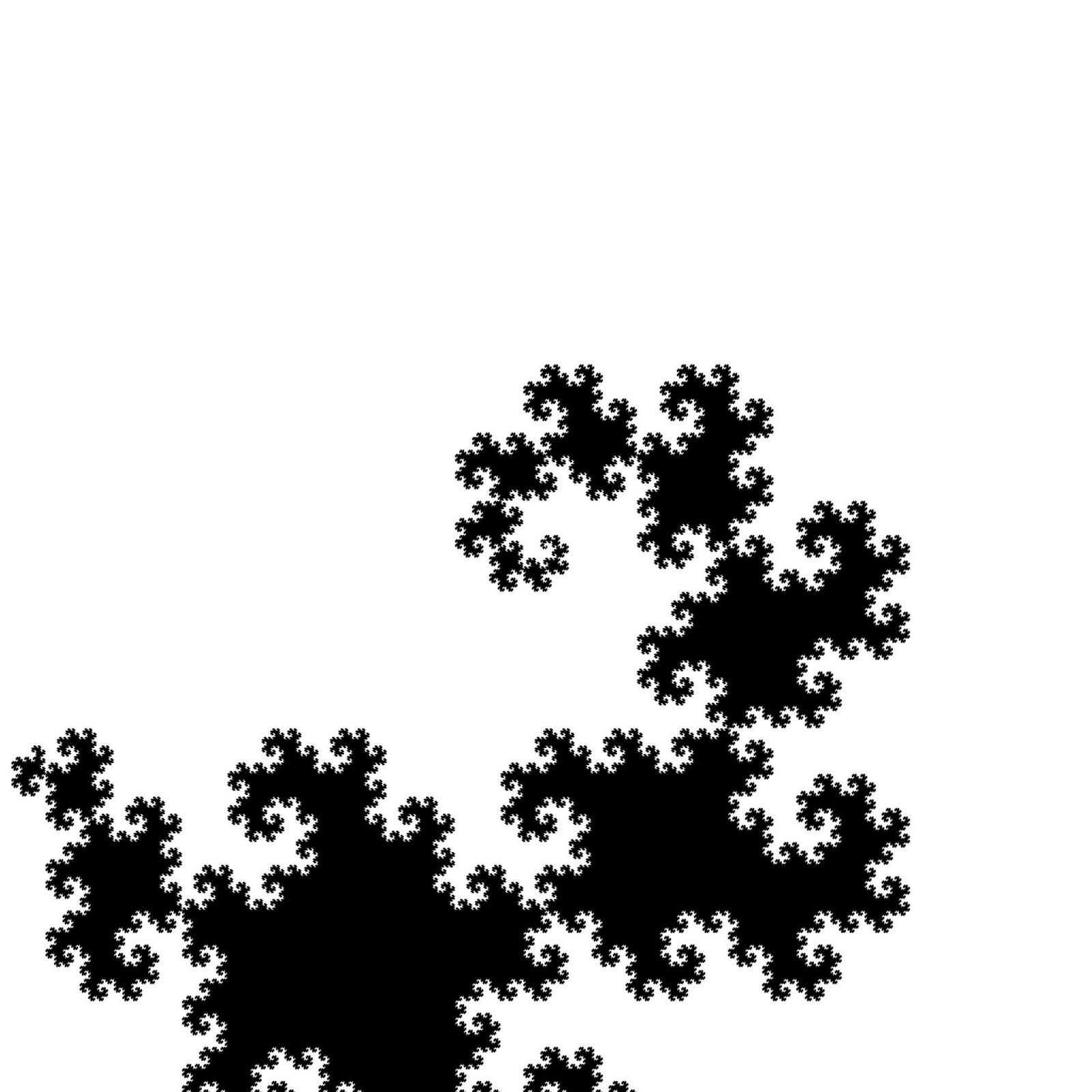 12GraphicDesign: Heighway Dragon Curve