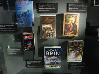 Book Display at EMP SF