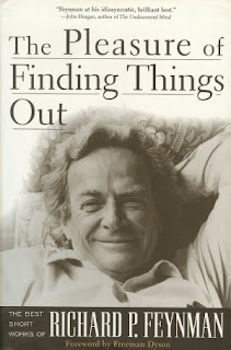 The Pleasure of Finding Things Out - Richard Feynman