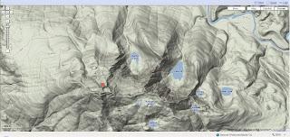 Mt. Pilchuck Terrain
