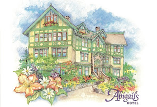 Abigail's Hotel Victoria BC