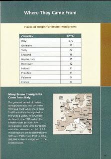 Origin of Brunos