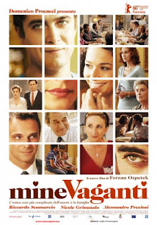 """Poster for the movie """"Mine Vaganti"""" or """"Loose Cannons"""""""