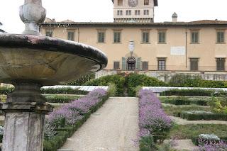 Villa Petraia - Florence