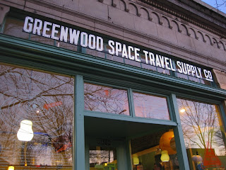 Greenwood Space Travel Supply Store