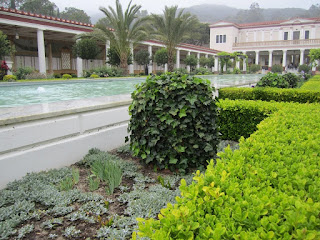 Getty Villa - Outer Peristyle Garden