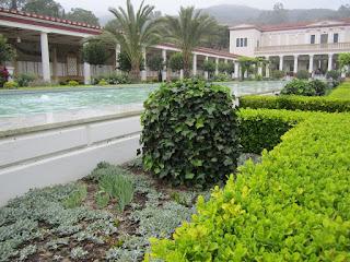 Getty Villa - Outer Peristyle Garden