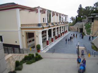 Getty Villa - Old Meets New