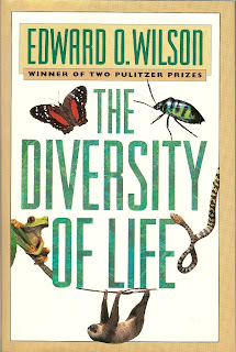 The Diversity of Life - Front Cover