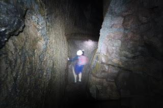 Ape Cave Lava Flow