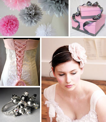 shows some great wedding ideas using these colors
