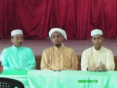 Guruku bersama akh husni dan akh Naimul