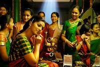Smiling Queen Actress Sneha  bride girl in Privom Santhipom movie photos