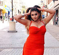 Namitha  walking on foreign road Namitha personal profile and photo gallery, sexy queen namitha photo, Nameetha wallpapers, Namita images, Actress namitha hot picture