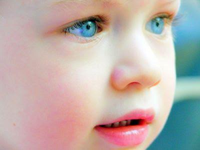 Girl baby beautiful blue eyes photos