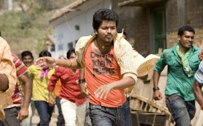Tamil+Actor+Vijay+in+Vettaikaraan+Movie+Pictures