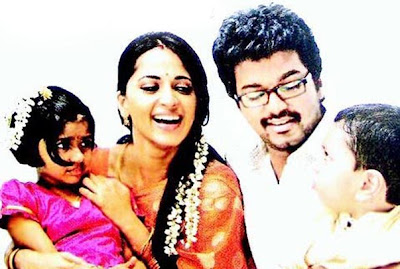 Vijay,+Anushka+Vettaikaaran+Movie+stills