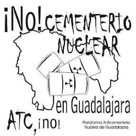 concentración en Yebra contra el cementerio nuclear