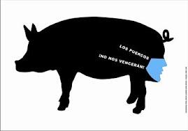 LOS PUERCOS NO NOS VENCERAN