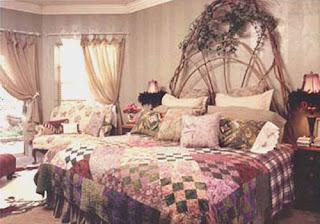 Fairy Bedroom Headboard