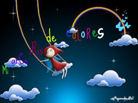 Mi arcoiris de colores