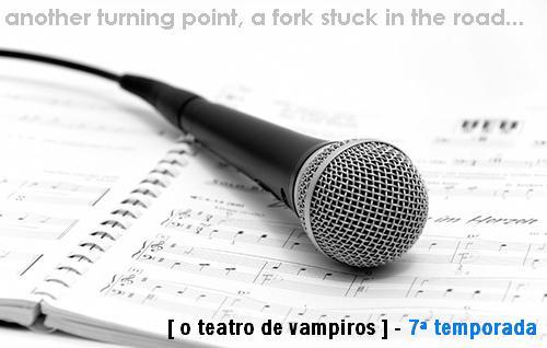 o teatro de vampiros