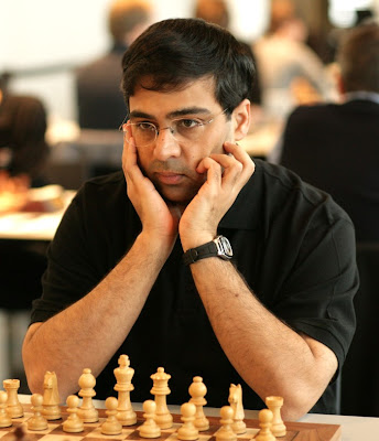 GrandMaster Viswanathan Anand