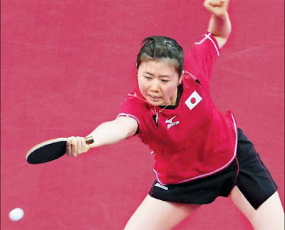 Table Tennis Ai Fukuhara, JAPAN