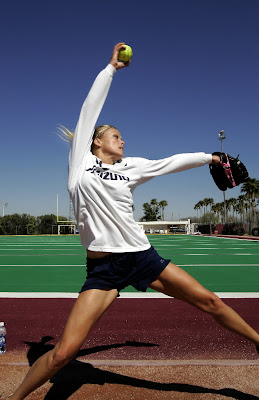softball JennieFinch, america